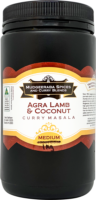 Agra Lamb & Coconut Curry Masala Medium (1kg)