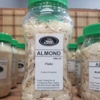 Almond Flake Blanched
