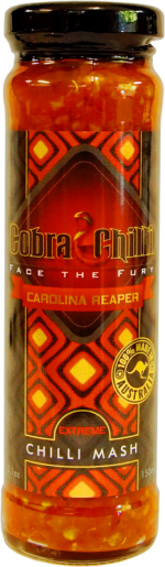 Carolina Reaper Chilli Mash Extreme (150ml)