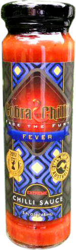 Fever Chilli Sauce Extreme (150ml)