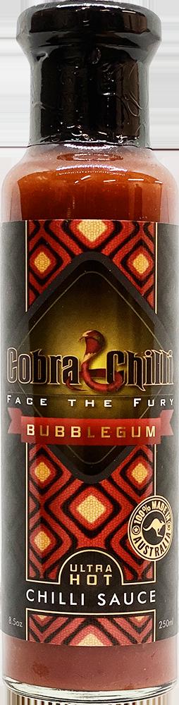 Bubblegum Chilli Sauce Ultra Hot (250ml)