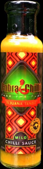 Tijuana Tango Chilli Sauce Mild (250ml)