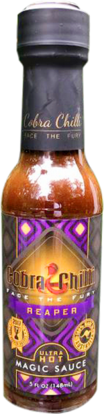 Reaper Magic Sauce Ultra Hot (150ml)