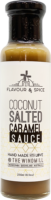 Coconut Salted Caramel Dessert Sauce (250ml)