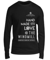 "Flavour & Spice ""Made With Love"" Shirt (Long Sleeve)"