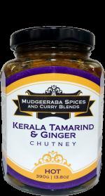 Kerala Tamarind & Ginger Chutney Hot (390g)