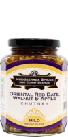 Oriental Red Date with Walnut & Apple Chutney Mild (430g)
