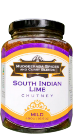 South Indian Lime Chutney Mild (480g)