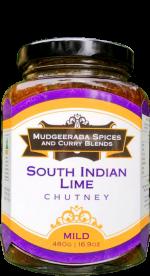 South Indian Lime Chutney Mild (480g)