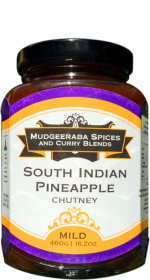 South Indian Pineapple Chutney Mild (460g)