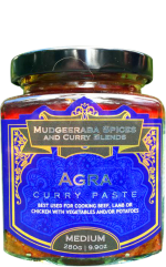 Agra Curry Masala Paste Medium (280g)