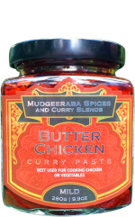 Butter Chicken Curry Masala Paste Mild (280g)