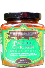 Parsee Chicken Korma Masala Paste Mild (280g)