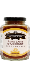Agra Lamb & Coconut Curry Masala Medium (250g)
