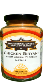 Chicken Biryani (Andhra Pradesh) Masala Medium (250g)