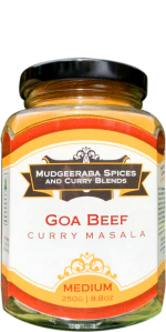 Goa Beef Curry Masala Medium (250g)
