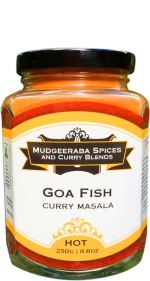 Goa Fish Curry Masala Hot (250g)