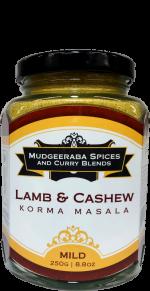 Lamb & Cashew Korma Masala Mild (250g)