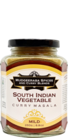 South Indian Vegetable Curry Masala Mild (250g)