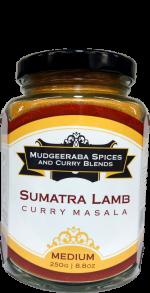 Sumatra Lamb Curry Masala Medium (250g)