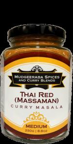 Thai Red (Massaman) Curry Masala Medium (250g)