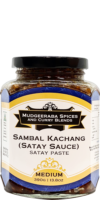 Sambal Kachang (Satay Sauce) Paste Medium (390g)