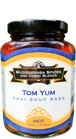 Tom Yum Thai Soup Base Paste Hot (390g)
