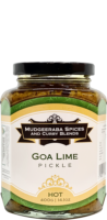 Goa Lime Pickle Hot (400g)