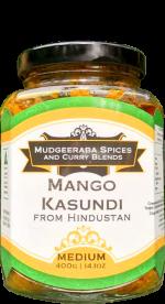 Mango Kasundi from Hindustan Medium (400g)