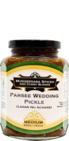 Parsee Wedding (Lagan Nu Achaar) Pickle Hot (430g) – Discontinuance Sale