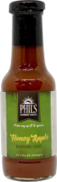 Honey Apple Barbeque Sauce Mild (300ml)